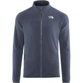 The North Face 100 Glacier Full Zip Jacket Men Urban Navy/Urban Navy